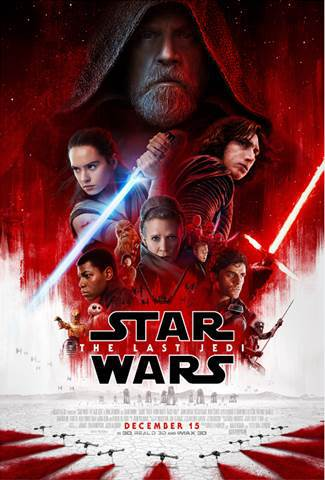 STAR WARS: THE LAST JEDI – New Trailer and Poster #TheLastJedi