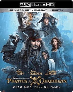 Pirates of the Caribbean: Dead Men Tell No Tales Out Tomorrow!