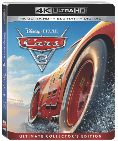 Cars 3 Cruises To Your House TODAY!
