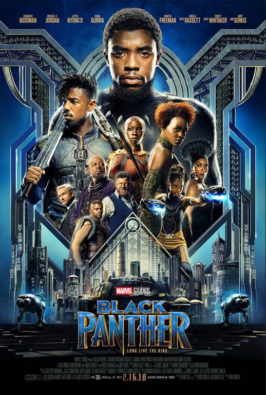 Marvel Studios' BLACK PANTHER – New Trailer and Poster