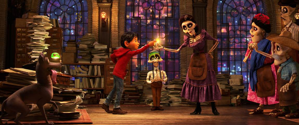 Disney•Pixar's COCO – New Clip & Featurette