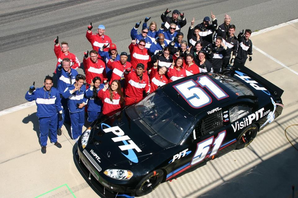 My Day As A NASCAR Driver and Pit Crew Changer