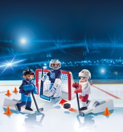 NHL PlayMobil Sets