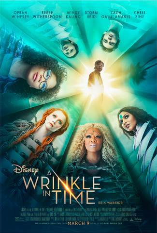 A Wrinkle In Time – New Trailer & Poster Now Available!