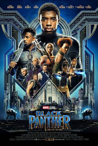 Marvel's BLACK PANTHER – Now Playing in Theatres Everywhere