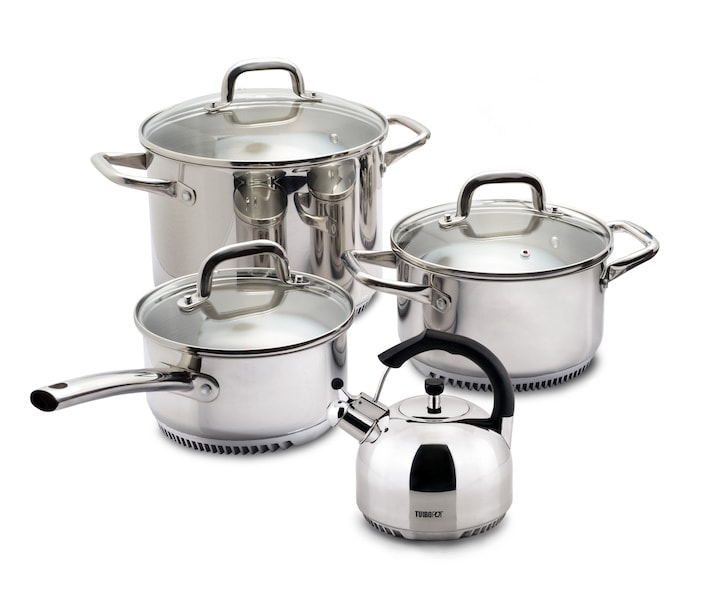 Cook Faster With Turbo Pot