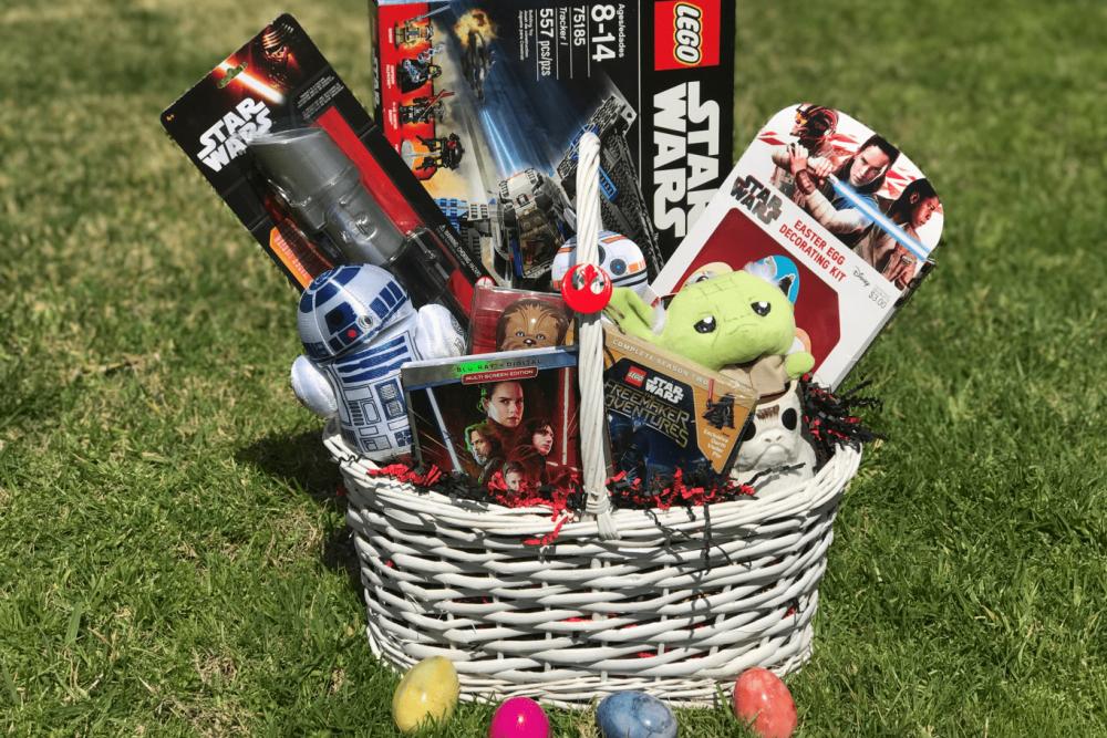 Star Wars Easter Basket Giveaway!
