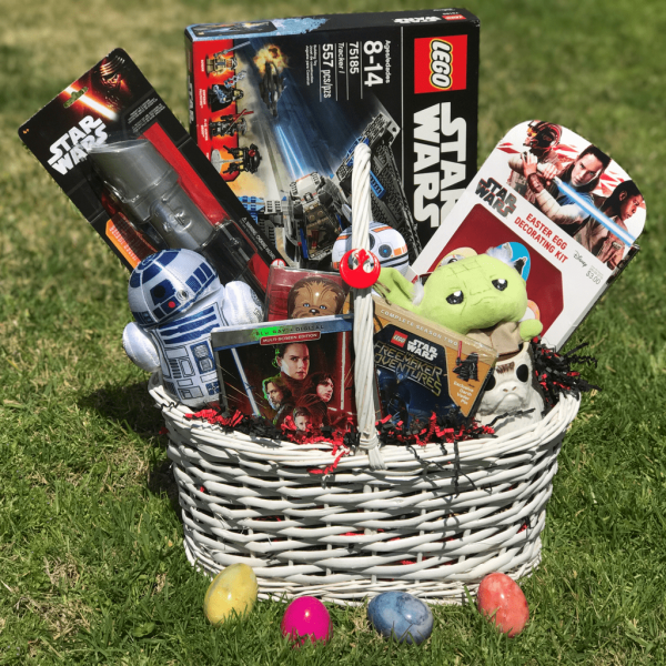 Star Wars Easter Basket Giveaway!