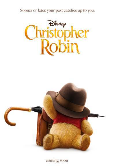 CHRISTOPHER ROBIN – Trailer & Poster