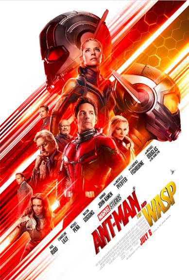 ANT-MAN AND THE WASP – New Trailer & Poster Now Available