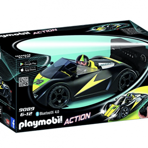 PLAYMOBIL® RC Turbo Racer Building Set