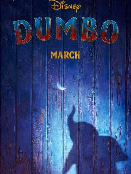 Live-Action DUMBO – New Teaser Trailer & Poster Now Available