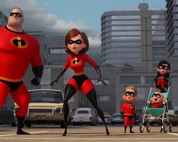 INCREDIBLES 2 – Now Playing in Theatres Everywhere!