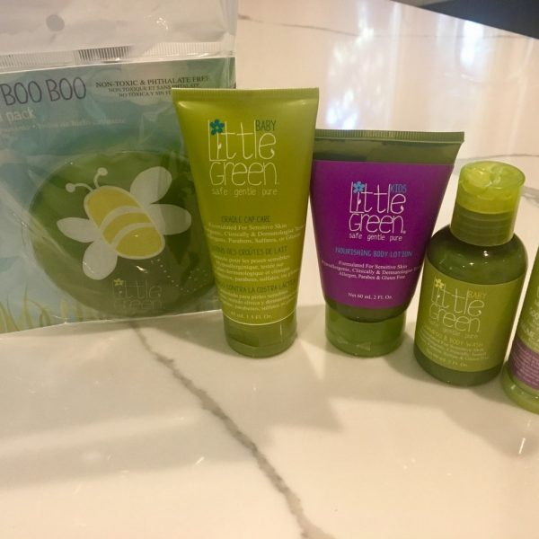 Little Green Giveaway