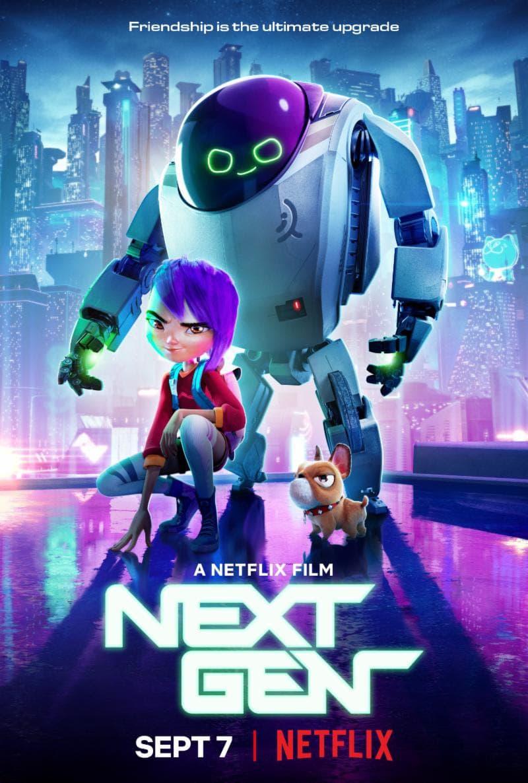 Check out the new trailer for NEXT GEN starring John Krasinski