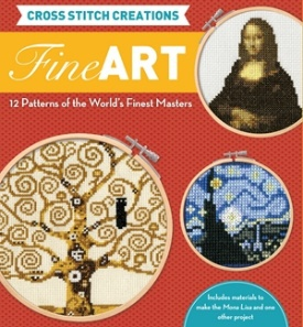 Cross Stitch Creations: Fine Art