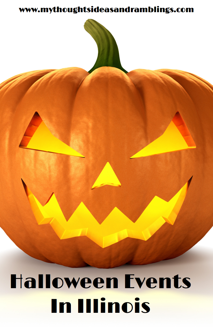 Halloween Events In Illinois