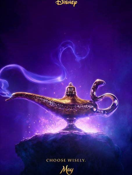 ALADDIN – Teaser Trailer & Poster