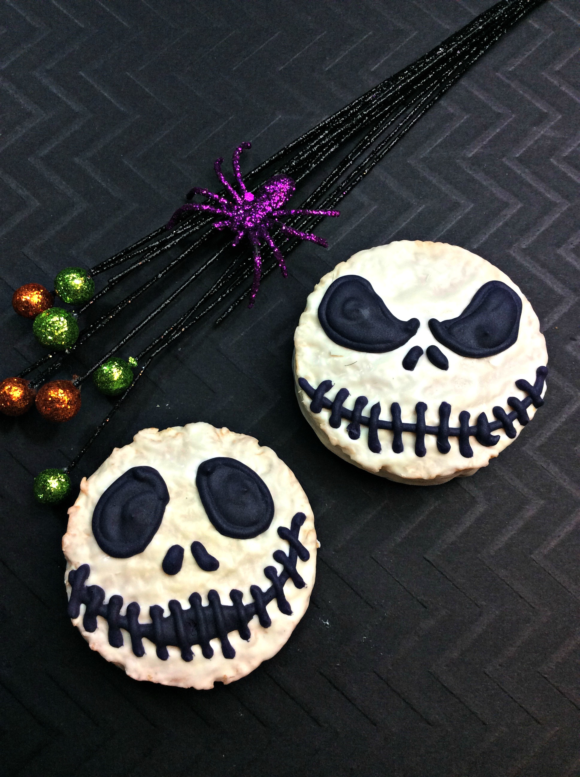 Jack Skellington Treats