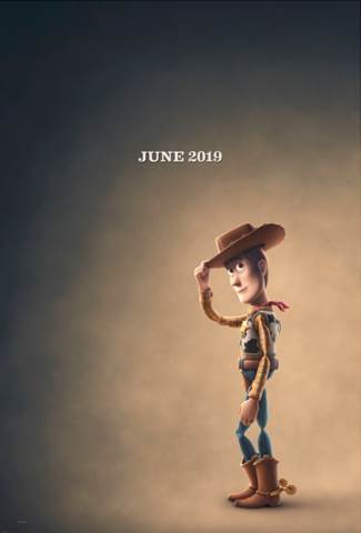 TOY STORY 4 Teaser Trailer and Poster