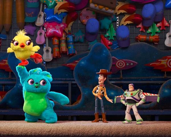 TOY STORY 4 New Teaser Trailer
