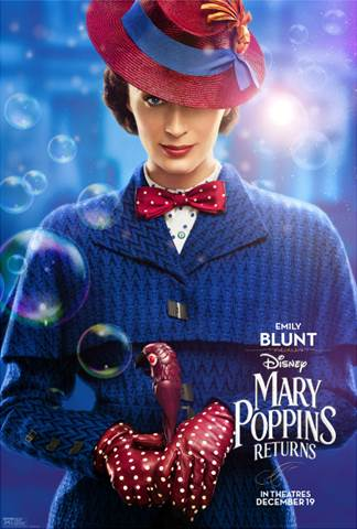 Sneak Peek from Disney's MARY POPPINS RETURNS