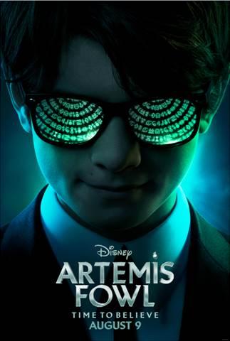 Disney's ARTEMIS FOWL – Teaser Trailer & Poster