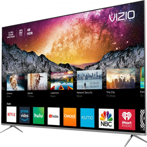 All I Want For Christmas Is A VIZIO P Series 55 Inch 4K HDR Smart TV
