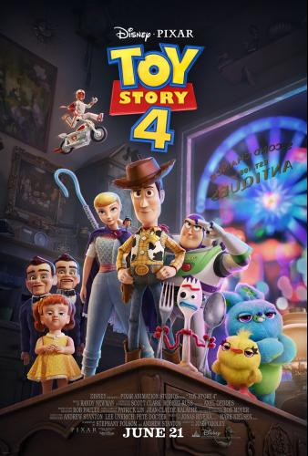 "Meet New ""TOY STORY 4"" Characters: Trailer and Poster"