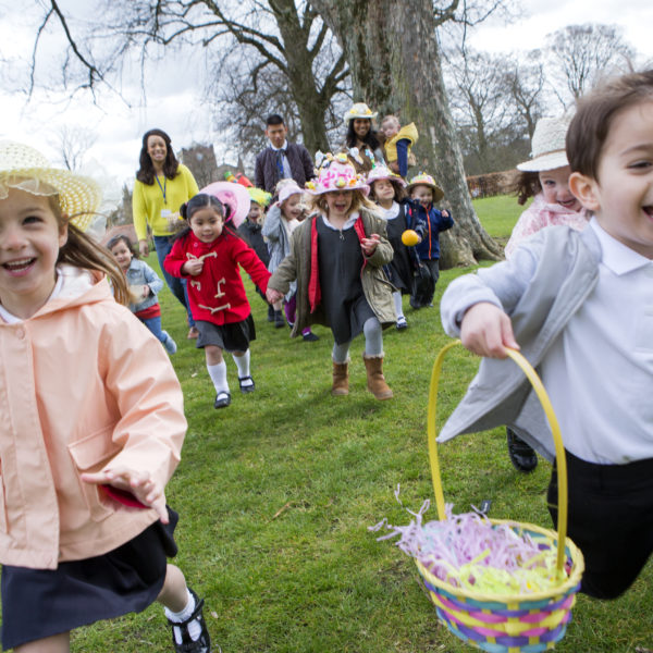 Tips for Planning an Easter Egg Hunt with Kids