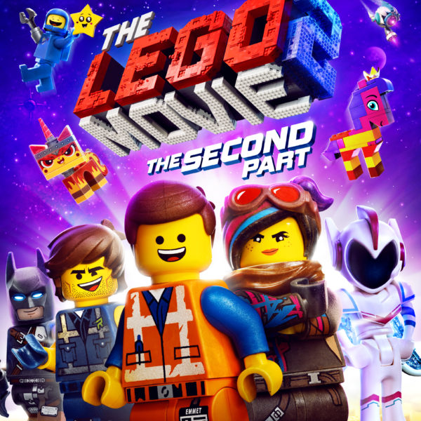 Lego 2: The Second Part DVD Giveaway!