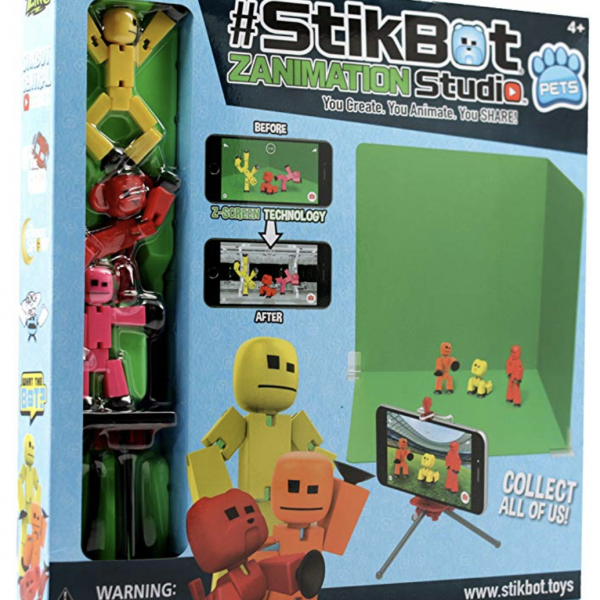 Stikbot Zanimation Studio