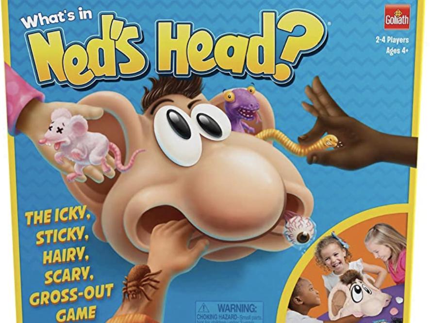 Ned's Head