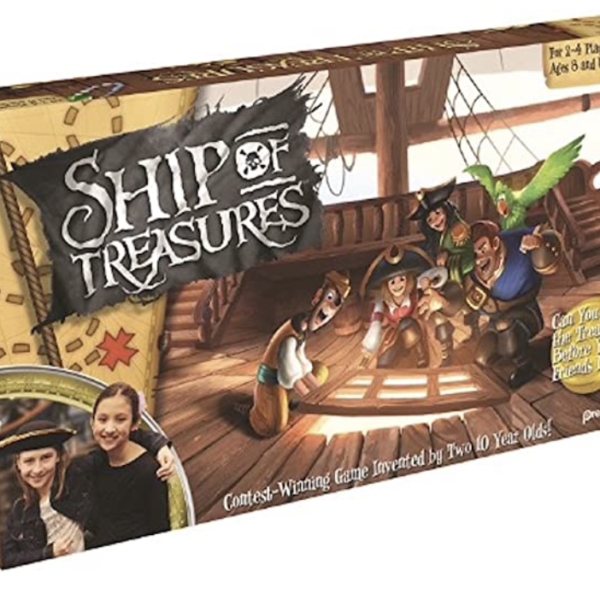 Ship of Treasures
