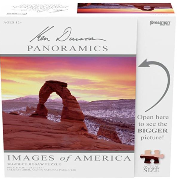 Images of America Puzzle – Delicate Arch