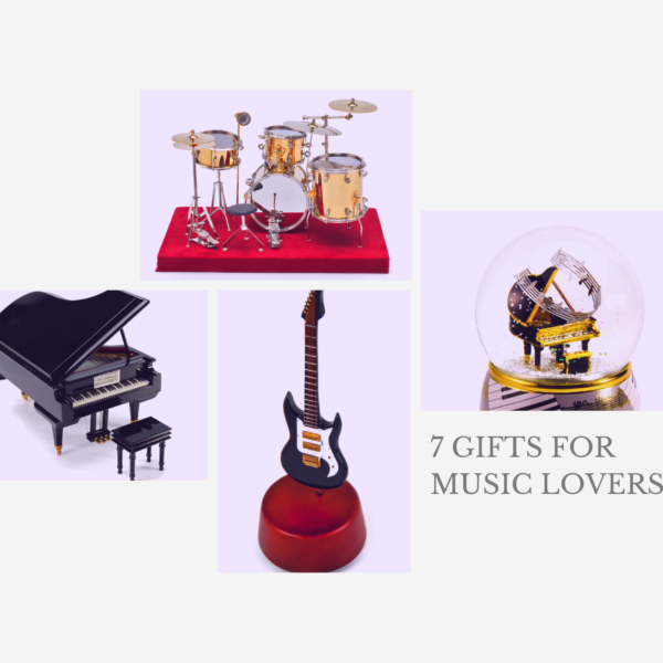7 Gifts for Music Lovers