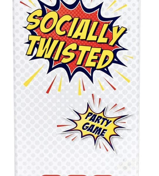 Socially Twisted Card Game